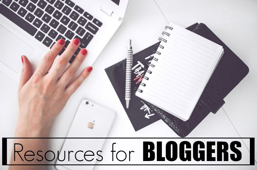 The ultimate list of blogging resources to make sure you're using! Tips & tricks to help you be the best blogger you can be!