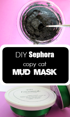 Mud Mask Pinterest