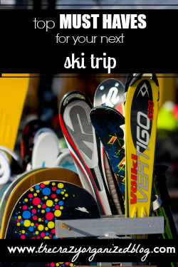 Having the essentials with you can make all the difference between a fabulous ski trip and an awful one. See our top must haves!