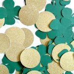DIY Saint Patricks Day Garland