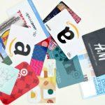 Gift Card Organization