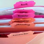 Paper Organization Series // How to Make a Portable Medical Binder