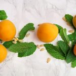 Summer Barbecue with Grilled Apricots & Dip