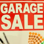 Ultimate Checklist for a Completely Organized Garage Sale