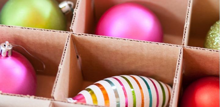 Christmas Decoration Storage Ideas // 12 Days of Christmas