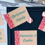 FREE Christmas Printables // 12 Days of Christmas