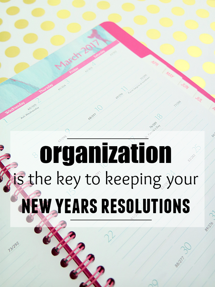 Are you keeping up with your new years resolutions? Here's how!