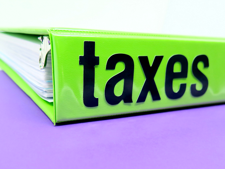 Best tip to get organized for tax season!