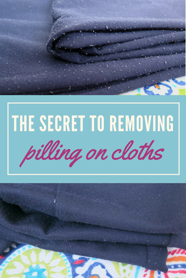 If you've got 5 minutes, you'll love this quick and easy solution to remove pilling from your favorite outfit. This smart DIY hack will save you big bucks!