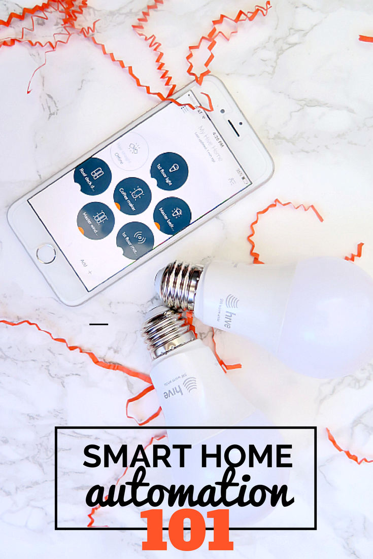 Smart Home Automation 101 - Your one stop shop to learning everything about automating your home straight from your phone!