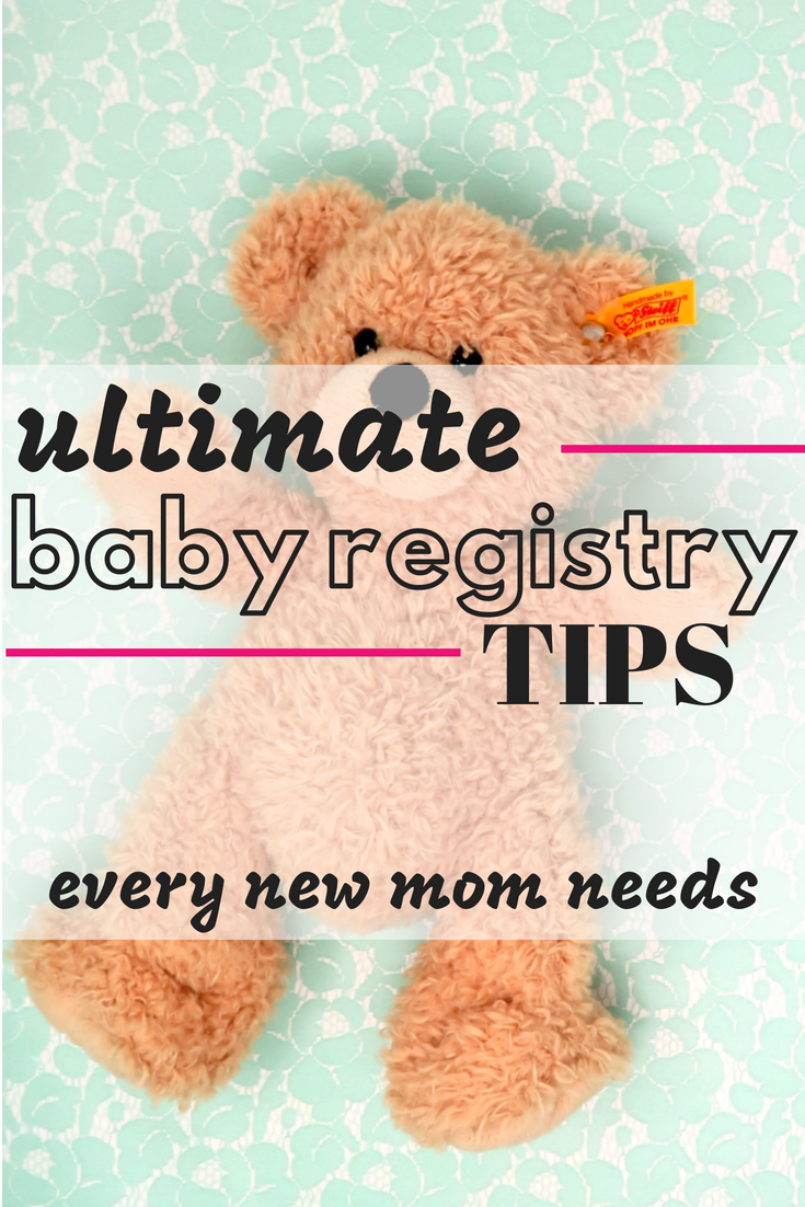 Make sure to read these baby registry tips before you create your own registry! These smart, savvy and practical tips will help you register for the RIGHT items! Great for first time moms!
