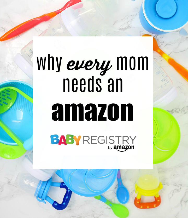 Click HERE to start your Amazon Baby Registry & get your FREE gift!