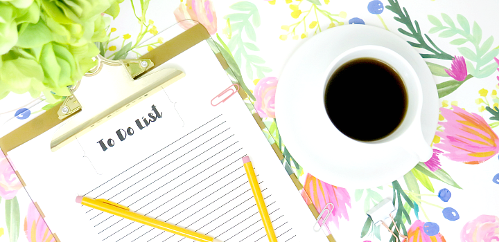 Get Organized When You're Overwhelmed